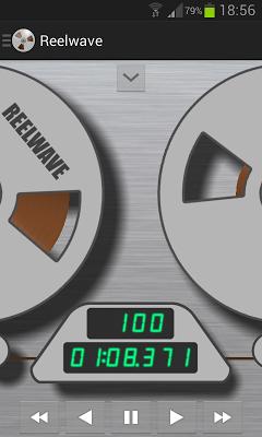 Reelwave Beta - screenshot