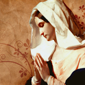 Virgin Mary Live Wallpaper icon