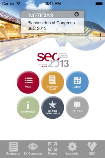 Congreso SEC 2013