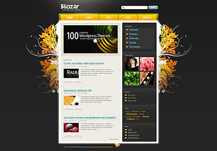 Bliozar - Wordpress Themes