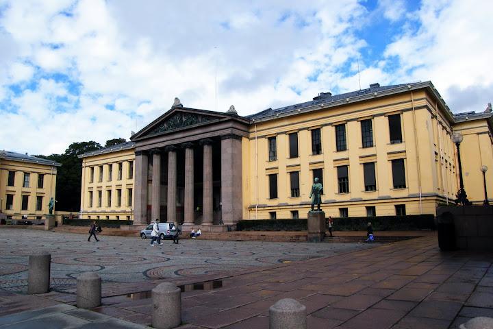 Un día en Oslo