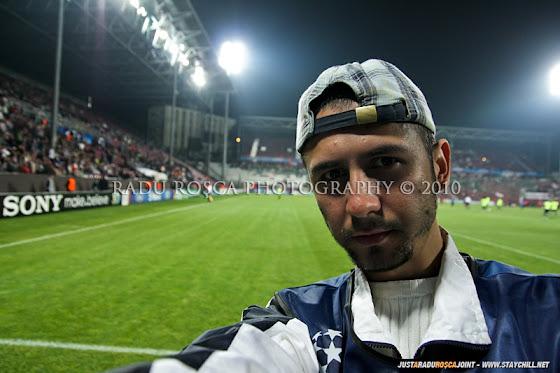 UEFA Champions League 2010/11. CFR Cluj - FC Basel 2-1 // Puţină suferinţă la pauză