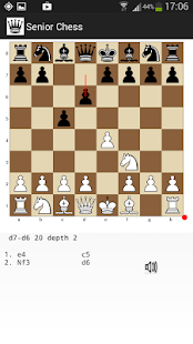 Senior Chess- screenshot thumbnail