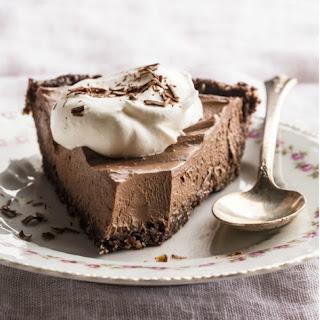 Chocolate Cookie Pie Crust.