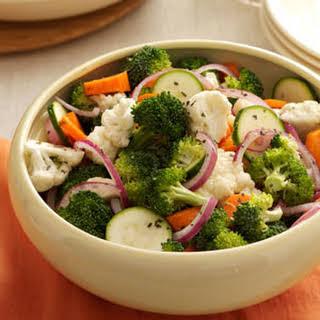 Crunchy Vegetable Salad Recipes.