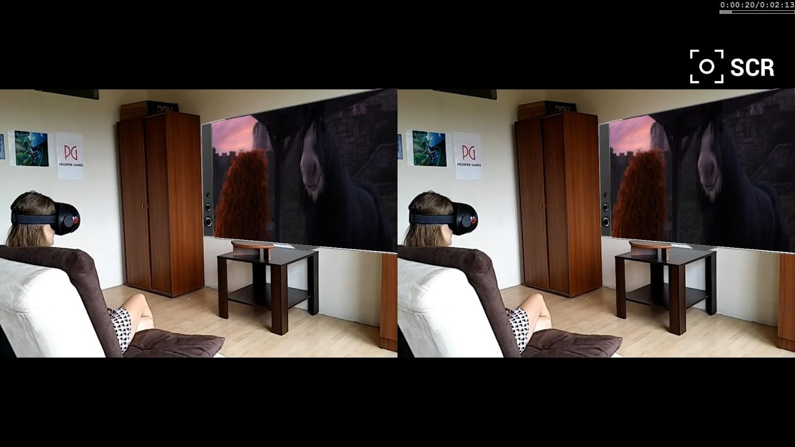 VR AR Cmoar TV Pro - screenshot