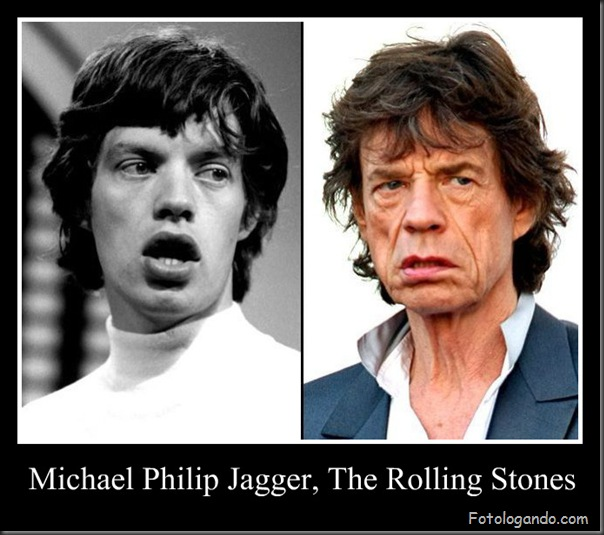 Michael Philip Jagger, The Rolling Stones