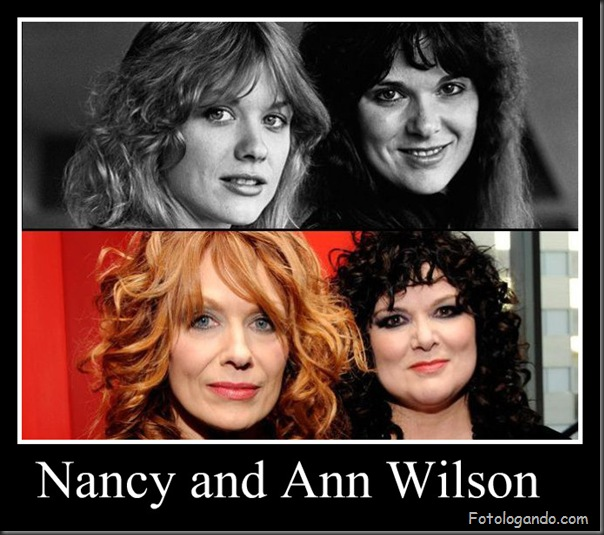 Nancy and Ann Wilson