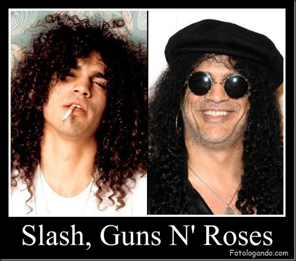 Slash, Guns N' Roses