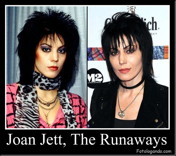 Joan Jett, The Runaways