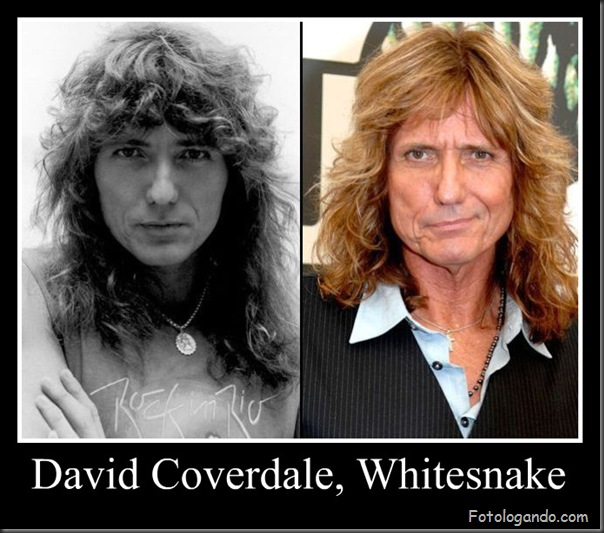 David Coverdale, Whitesnake