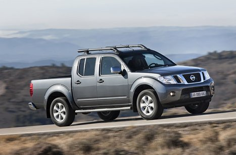 Nissan Motor has presented updated Pathfinder and Navara