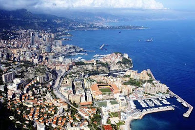 In Monaco arrives more and more tourists