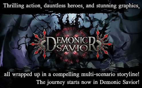 Demonic Savior - screenshot thumbnail