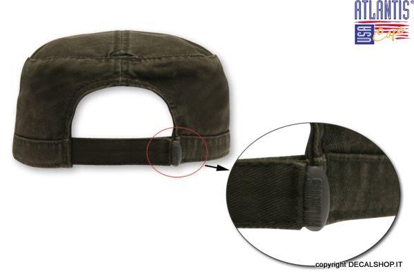 UNIFORM NERO Caps Berretto ARMY Cappello VASCO ROSSI - 9.00EUR ... aa07836e58fd