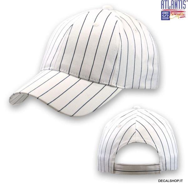 CLIPPER BIANCO NERO cappello classico gessato berretto - 8.90EUR ... 7fb7c17d21d6