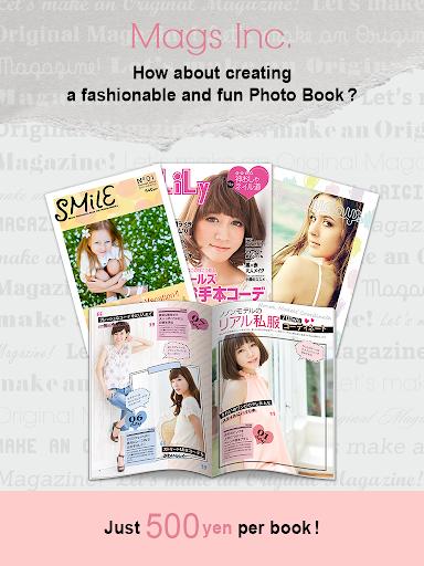 【拼图杂志】Mags Inc.