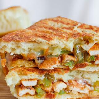 Chicken Fajita Sandwiches