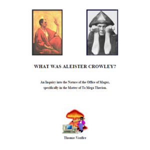 What Was Aleister Crowley Cover