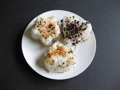 Onigiri! (rice balls)
