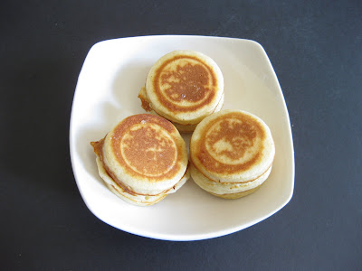 Chinese Pancakes With Sweet Filling Taiwanese Street Food Kirbie S Cravings