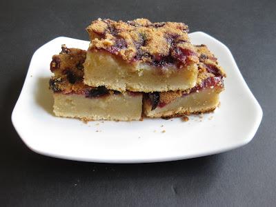 Cherry Mochi Cake