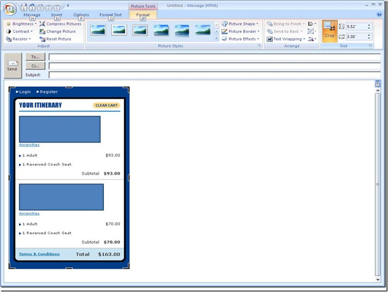 Tryst With Technology Crop Functionality In Microsoft Office