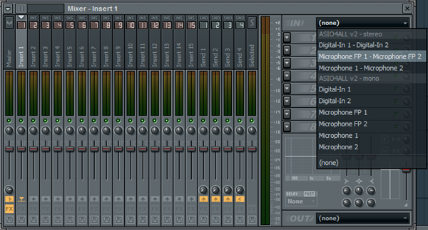 FL Studio Tutorial - How to record external audio sources in