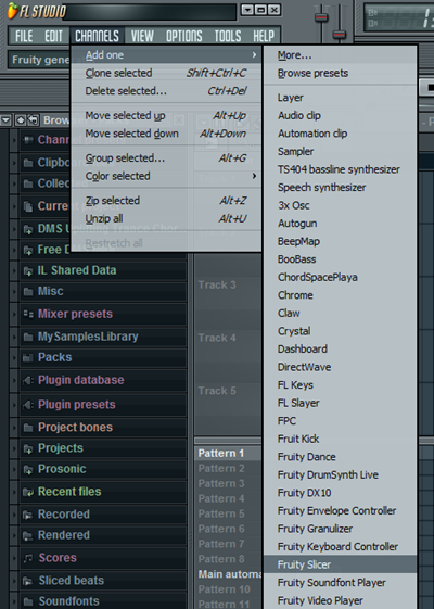 Piano piano chords fl studio : FL Studio Tutorial - Making a chord progression and lead synth