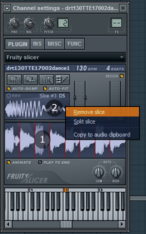 FL Studio Tutorial - Slice Your Beats With Fruity Slicer