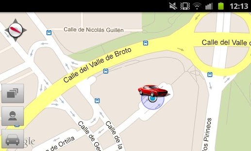 Easy GPS Navigation - screenshot thumbnail