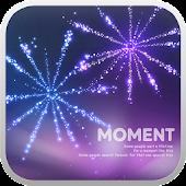Moment Go SMS theme