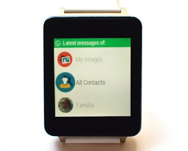 Quattro - Watch Face for Wear - Applications Android et ...
