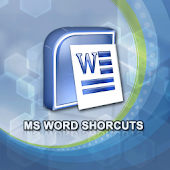 MS Word Shortcuts feed chat