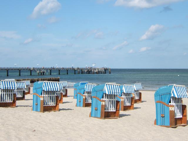 Kühlungsborn Strandleben
