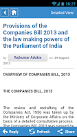 Screenshot of CAclubindia