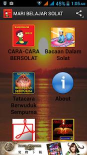 MARI BELAJAR SOLAT2- screenshot thumbnail