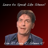 Speak Like Sheen Soundboard