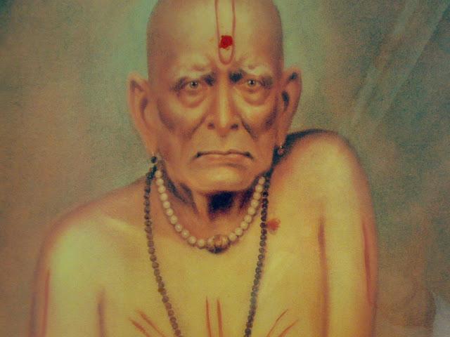 Shree Swami Samarth Hd Wallpaper