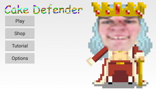 Cake Defender