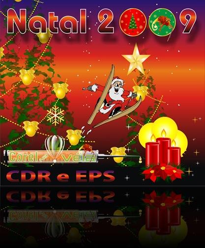 Natal em cdr 2010
