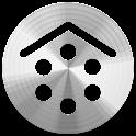 SLT Metal Text icon