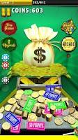 Screenshot of Coin Pusher Gold