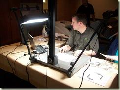 Ancestry.com.在2012年FGS会议上提供免费扫描
