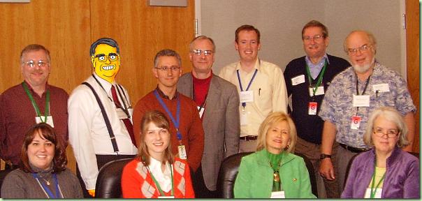 Ancestry.com.的祖先内幕和博客's 2009 Blogger's Day