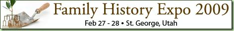 点击了解有关2009年圣乔治家族史博览会的更多信息