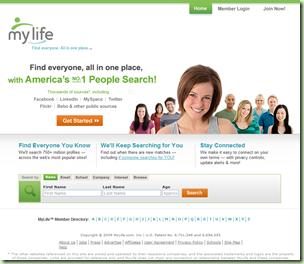 mylife.com.主页