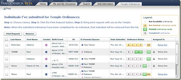 新的新家庭搜索寺标签