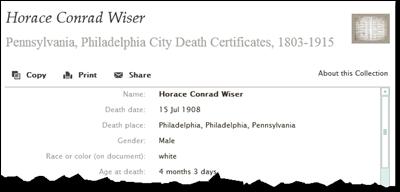 上面记录详细信息是复制,打印和分享的图标