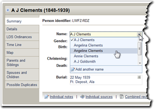 结论NFS的入口名称的Angeline Clements